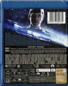 Star Trek (2 Blu-ray) di J.J. Abrams - Blu-ray - 2