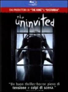 The Uninvited di Charles Guard,Thomas Guard - Blu-ray