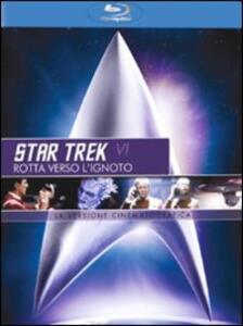 Star Trek VI. Rotta verso l'ignoto di Nicholas Meyer - Blu-ray