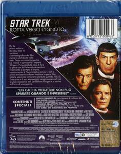 Star Trek VI. Rotta verso l'ignoto di Nicholas Meyer - Blu-ray - 2