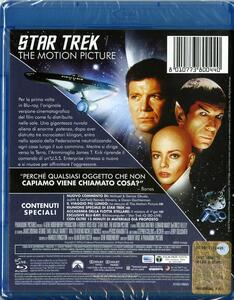 Star Trek. The Motion Picture di Robert Wise - Blu-ray - 2