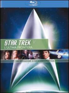 Star Trek V. L'ultima frontiera di William Shatner - Blu-ray