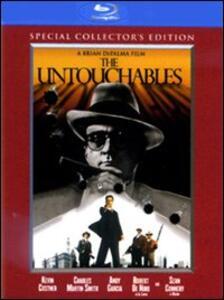 Film The Untouchables. Gli intoccabili Brian De Palma