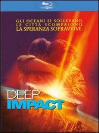 Cover Dvd Deep Impact