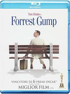 Forrest Gump (2 Blu-ray) di Robert Zemeckis - Blu-ray