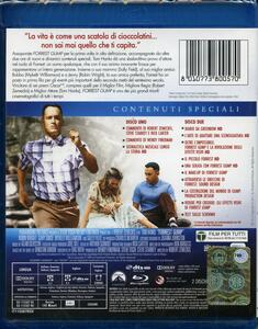 Forrest Gump (2 Blu-ray) di Robert Zemeckis - Blu-ray - 2