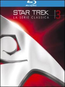 Star Trek. La serie classica. Stagione 3 (6 Blu-ray) - Blu-ray