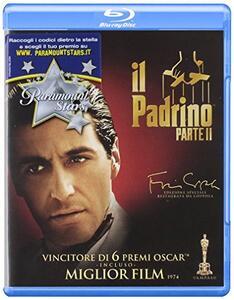 Il padrino. Parte seconda di Francis Ford Coppola - Blu-ray
