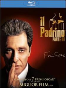 Il padrino. Parte terza di Francis Ford Coppola - Blu-ray