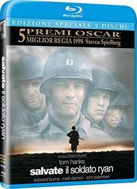Cover Dvd Salvate il soldato Ryan