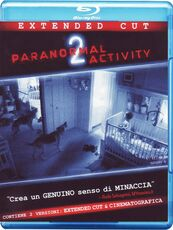 Film Paranormal Activity 2 (Blu-ray) Tod Williams