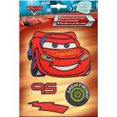 Idee regalo Decorazioni per auto in gel Cars Disney Eurasia