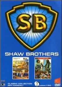 Shaw Brothers Classic Collection Vol. 2 (2 DVD) di Cheh Chang,Ma Wu