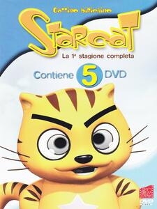 Starcat. Stagione 01 (5 DVD) di Shen Robin - DVD