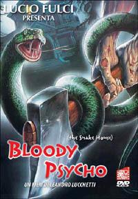 Locandina Bloody Psycho