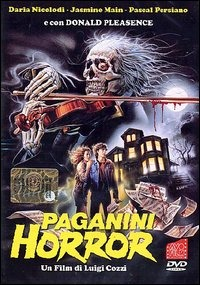 Paganini horror streaming