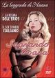 Cover Dvd DVD Sognando moana