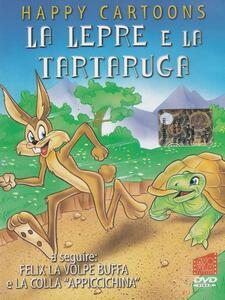 La Lepre E La Tartaruga (DVD) - DVD