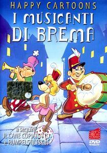 I musicanti di Brema (DVD) - DVD