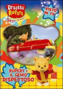 Orsetto Rupert. Vol. 4. Il genio dispettoso - DVD