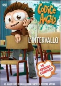 Codice Angelo. Vol. 2. L'intervallo di Chloè Miller - DVD