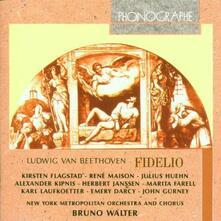 Fidelio - CD Audio di Ludwig van Beethoven,Bruno Walter