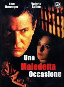 Una maledetta occasione di Salomé Breznier - DVD