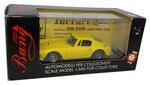 Ferrari 250 Gt Swb Street 1961 Yellow 1:43 Model Bg7077