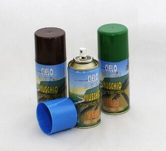 Bombola Spray Terra Ml.150 Ciao - 5