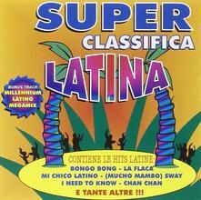 Superclassifica Latina - CD Audio