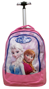 Cartoleria Zaino trolley big Frozen Snow Queen Frozen 0