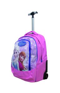 Cartoleria Zaino trolley big Frozen Snow Queen Frozen 7