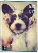 Cartoleria Quaderno maxi A4 Seven MAX QTY Animal Pictures. Quadretti grandi 10 mm Seven