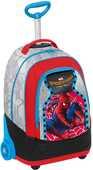 Cartoleria Zaino Big Trolley spider-Man Homecoming Seven