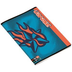 Quaderno maxi A4 Seven Boy. 1 rigo con margine - 4