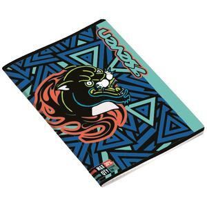 Quaderno maxi A4 Seven Boy. Quadretti grandi 5 mm con margine - 4