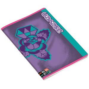 Quaderno maxi A4 Seven Girl. 1 rigo - 3