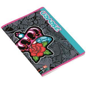 Quaderno maxi A4 Seven Girl. 1 rigo - 5