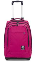 3037cfacdb Zaino Trolley Extra Bump Plain Invicta Raspberry Wine. Fucsia