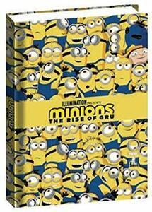 Cartoleria Diario Mionions 2021-2022, 12 Mesi - 14,5x20,6 cm Minions