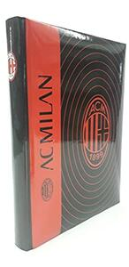 Cartoleria Astuccio diario std 12m # Milan - 13,6x6 x 18x3 cm Seven