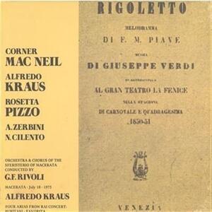 Rigoletto - Vinile LP di Giuseppe Verdi