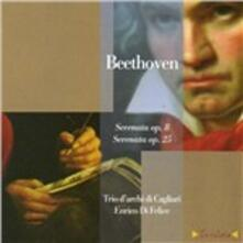 Serenate op.8, op.25 - CD Audio di Ludwig van Beethoven