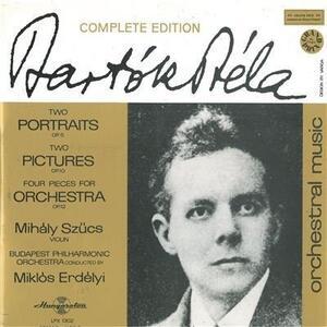 Portraits per Orchestra Op.5 - Vinile LP di Bela Bartok