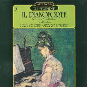 Il pianoforte vol.5 - Vinile LP di Johannes Brahms