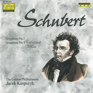 Sinfonia n.5 - CD Audio di Franz Schubert