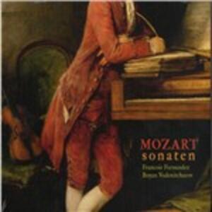 Sonate per violino e fortepiano - CD Audio di Wolfgang Amadeus Mozart