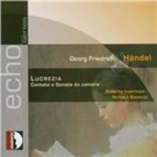 Trio Sonata Op.2 - CD Audio di Georg Friedrich Händel