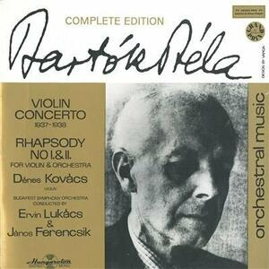 Bela Bartok - Vinile LP di Bela Bartok