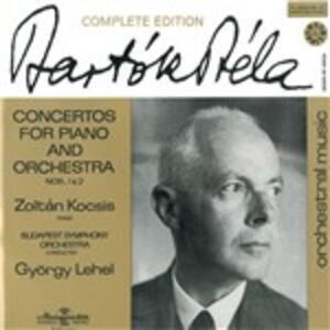 Concerto per Piano n.1 Sz83 - Vinile LP di Bela Bartok